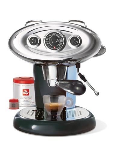 İlly X7.1 Espresso&Kahve Makinesi Siyah Siyah